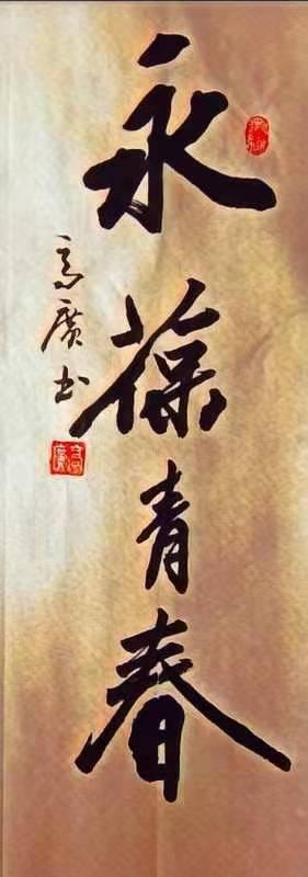 行书作品     原铁十师高广书(图10)